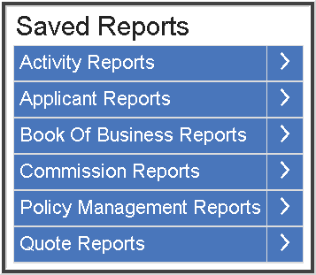 Saved Reports.